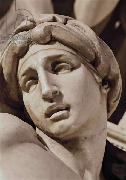 Tomb of Lorenzo de' Medici, 1520 - 1534 (marble)