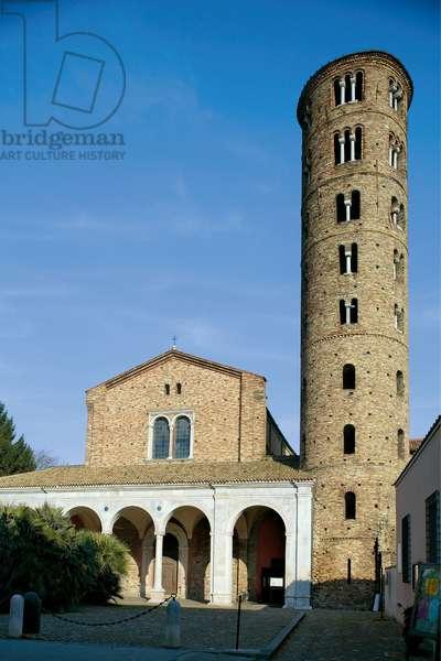 Sant'Apollinare Nuovo in Ravenna, 493 - 496 A.D.