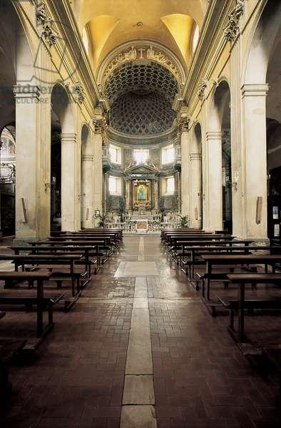 Church of Santa Maria della Consolazione in the Roman Forum, 1580 - 1600