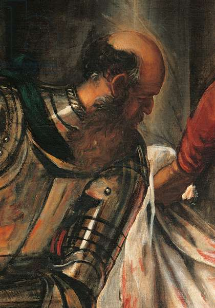 Ecce Homo, by Jacopo Robusti known as Tintoretto, 1566 - 1567, 16th Century, oil on canvas, 260 x 390 cm