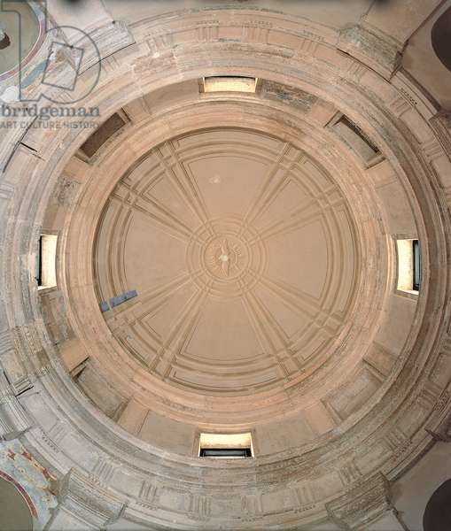Temple of St Peter in Montorio, Rome, 1502 - 1510