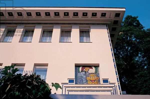Otto Wagner Villa II, Vienna, 1912-1913