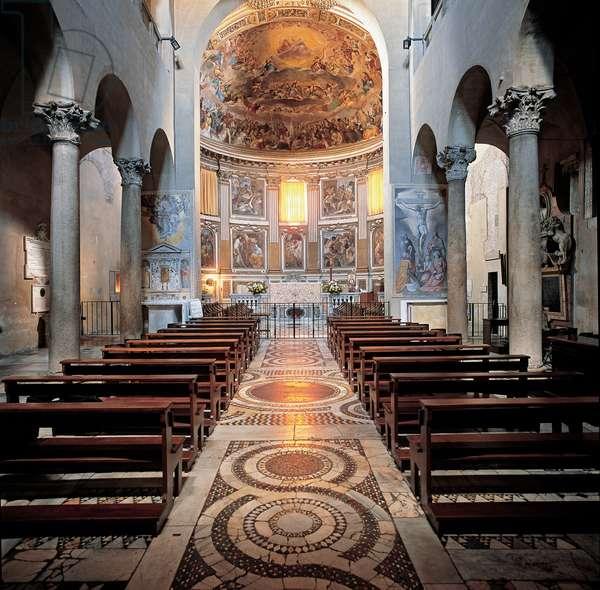 Church of Santi Quattro Coronati,