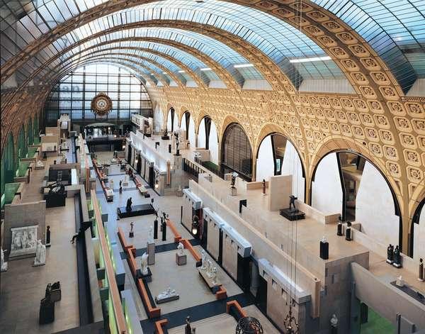 Paris, Orsay Museum, 1980 - 1986