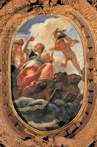 Allegory of the Pesaro Family, 1651 - 1736