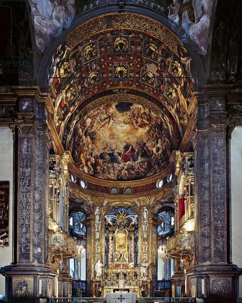 Church of Santa Maria della Steccata in Parma, 1520
