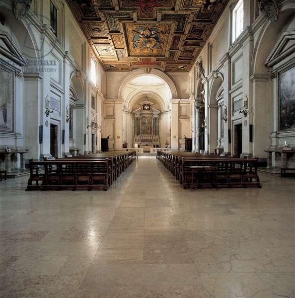 Basilica of San Sebastiano Fuori le Mura,