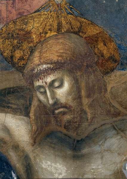 The Trinity, 1426 - 1428 (fresco)