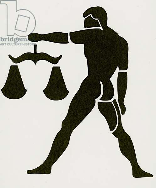 Zodiac Sign: Libra Private collection