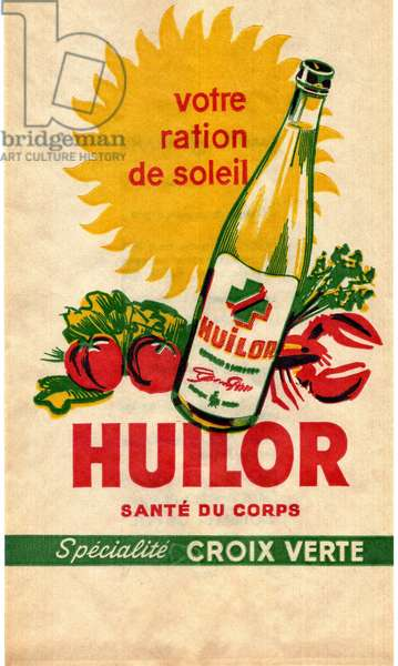 oil grocer bag Huilor