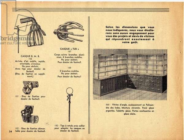 BMB catalog extract helmets