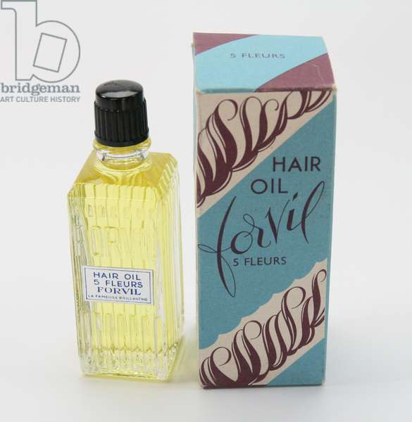 Brillantine Forvil hair oil