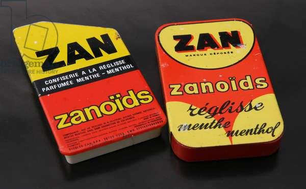 Zan Zanoids Reglise Box