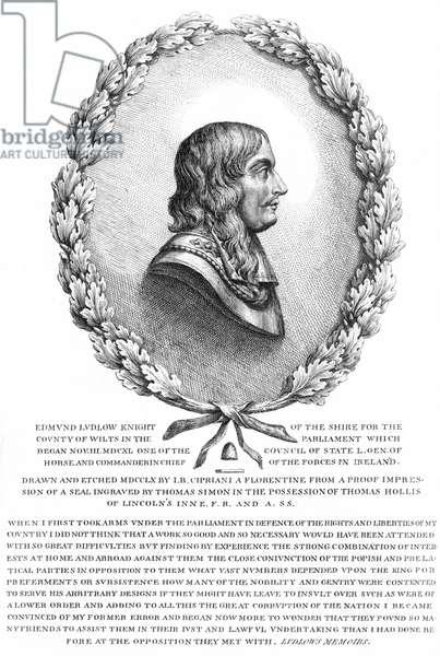 Edmund Ludlow (engraving)