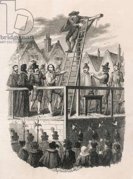 FAWKES' EXECUTION