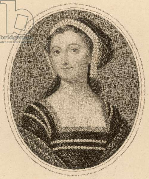 Elizabeth Montagu, 1809 (engraving)