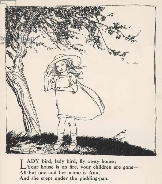 Ladybird, Ladybird, 1912, illustration