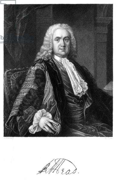 Richard Mead (engraving)