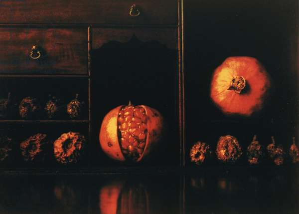 Pomegranates in Sideboard