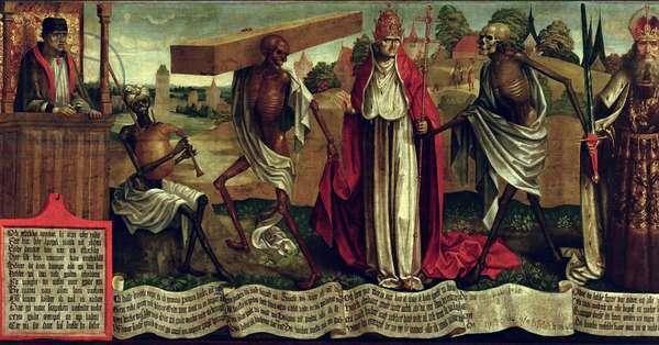 Death Dance, c.1499 (detail)