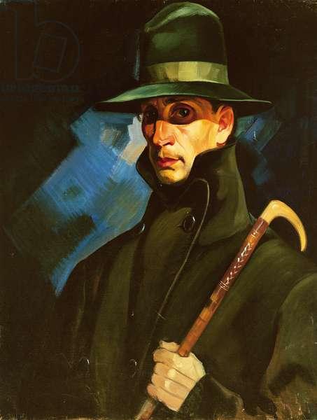 Self Portrait, 1924