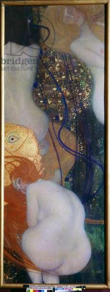 Goldfish, 1901-1902 (oil on canvas)