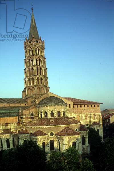Basilica Saint Sernin, Toulouse (31)