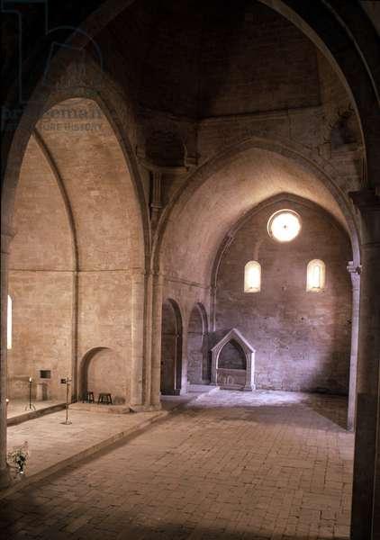 Abbey of Senanque, France.