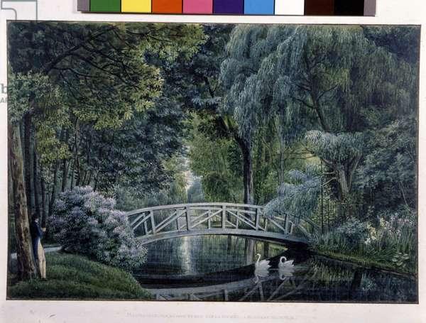 The English River, Malmaison Park.