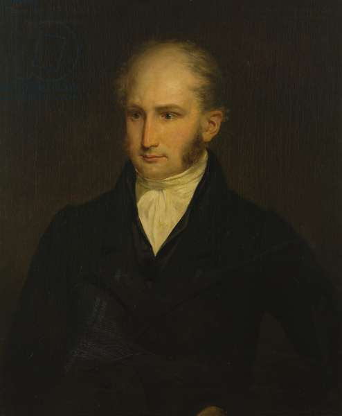 William Prout (oil on canvas)