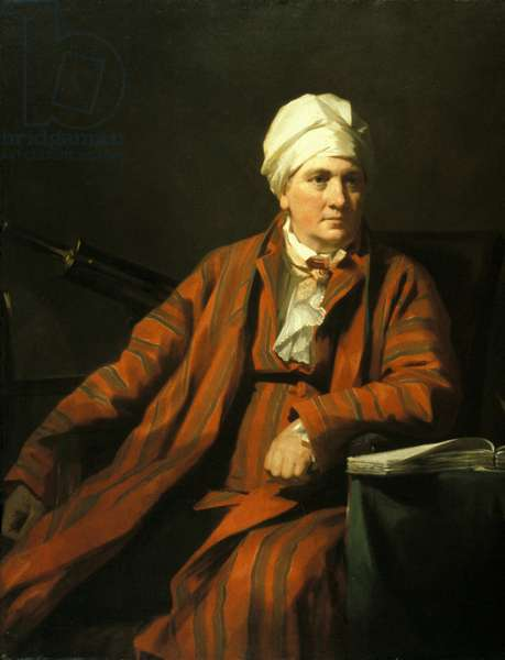 John Robison, c.1798 (oil on canvas)