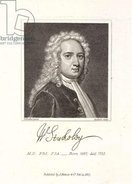 William Stukeley (engraving)