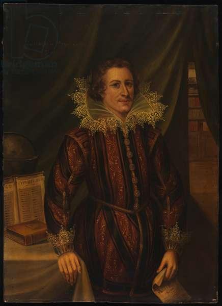 William Drummond of Hawthornden (oil on canvas)