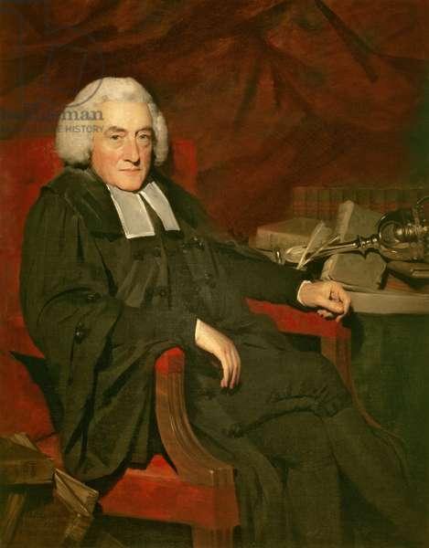 Principal William Robertson (1721-93) 1794 (oil on canvas)