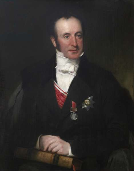Sir Roderick Impey Murchison, 1871 (oil on canvas)