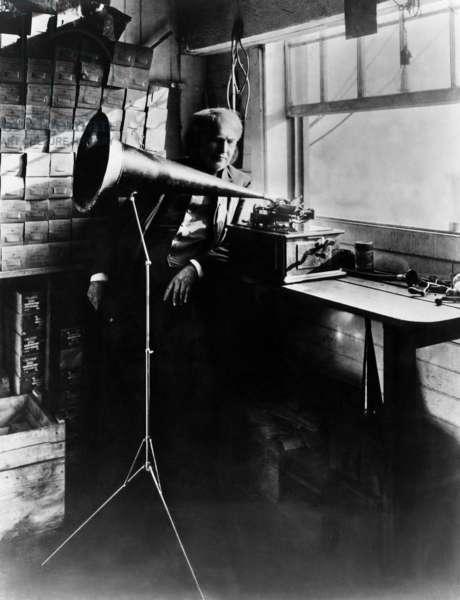 Thomas Edison c. 1906.