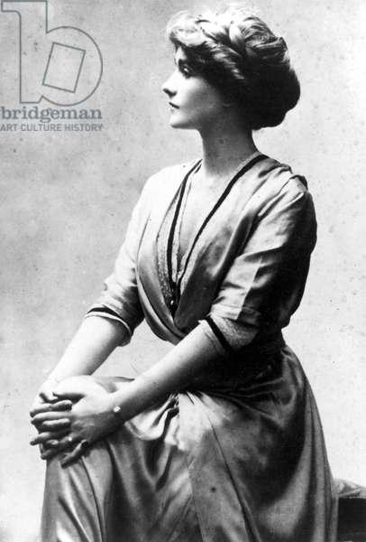 Gabrielle Bonheur 'Coco' Chanel, 1910