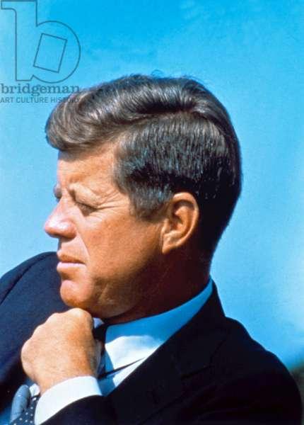 WHO SHOT PRESIDENT KENNEDY?, John F. Kennedy, 1989