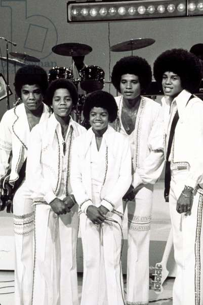 Jackson Five, Michael Jackson center