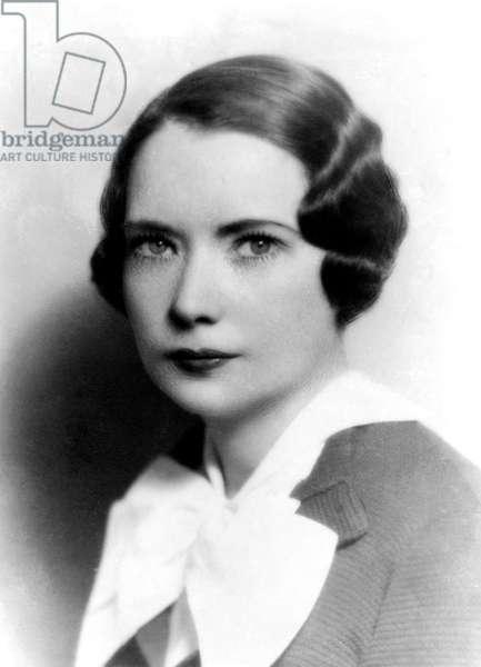 Margaret Mitchell, 1930s.