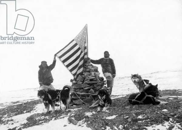 ROBERT E. PEARY-Peary's expedition to the North Pole, 1902-1905.