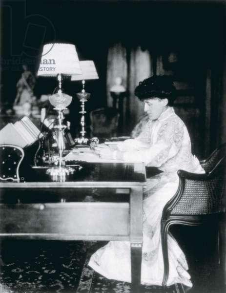 Edith Wharton, c. 1900