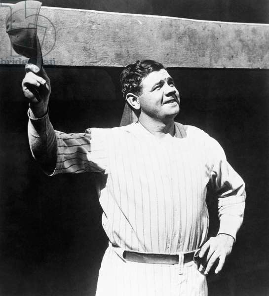 Babe Ruth (1895-1948), American Baseball player, c.1930s