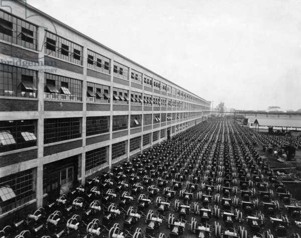 Ford Motor Company, c. 1920s.