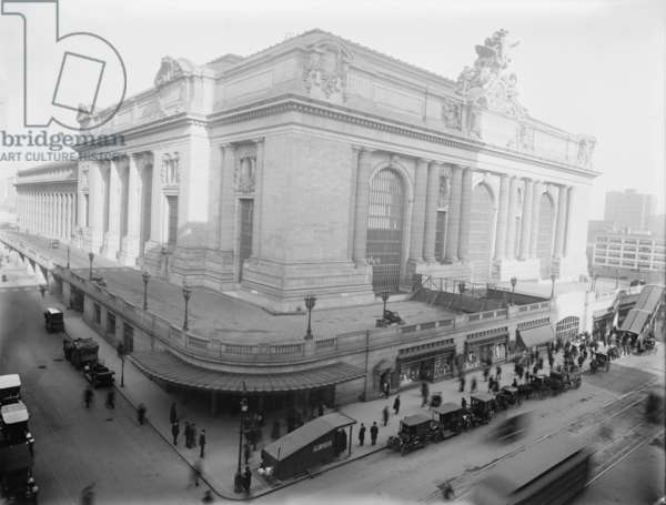 Grand Central Station, New York City, 1920s