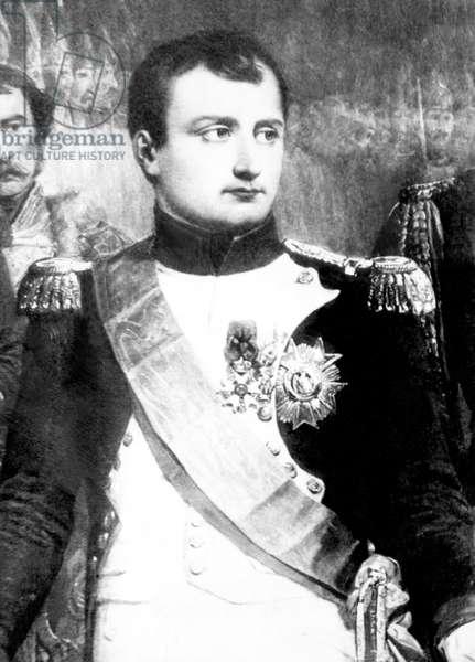 Napoleon Bonaparte, (aka Napoleon I), (1769-1821), Commander of the French Army of Italy, c. 1796.