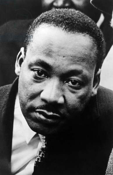 Dr. Martin Luther King Jr., c. 1960s