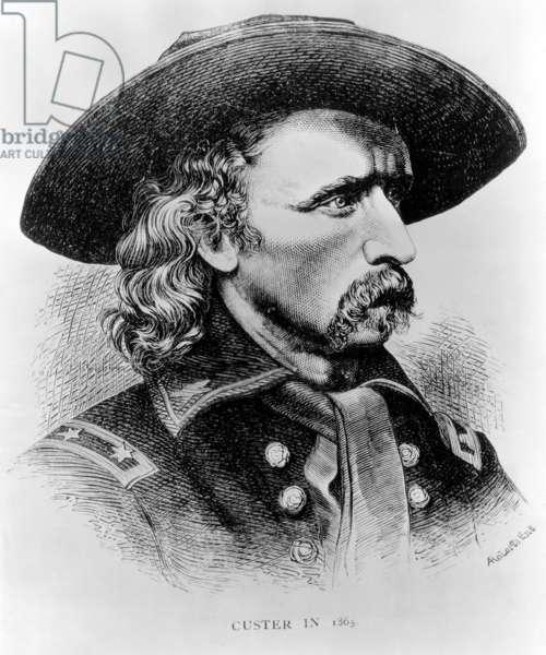 General George Custer, 1865