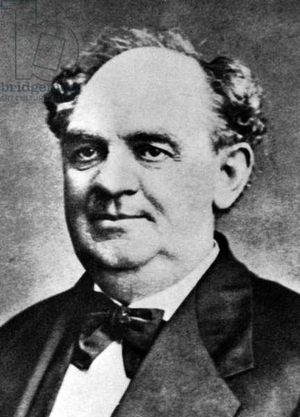 Phineas Taylor Barnum, c.1860
