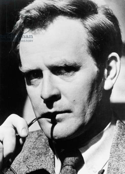 """JOHN LECARRE, 5/19/66, as a guest on the TV series, """"ABC Stage 67."""""""